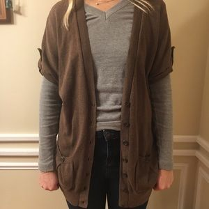 Caslon Oversized Cardigan